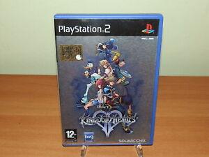 KINGDOM HEARTS II 2 PS2 PLAYSTATION USATO SICURO VERSIONE ITALIANA