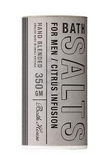 Bath House - pour Hommes Agrume Collection - Main Mélangé Bain Sels W/Agrume