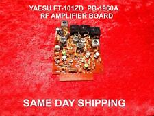 YAESU FT-101ZD RF  AMPLIFIER BOARD PB-1960A EXCELLENT CONDITION 1 DAY SHIPPING