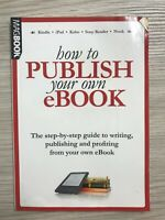 How to Publish your own eBook By MagBooks,Nik Rawlinson ecommerce Book