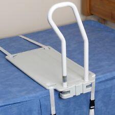 Nrs 2 en 1 Soporte De Movilidad Baranda Para Cama atención médica de apoyo M48192 Manija agarrar