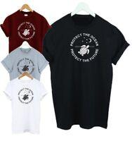 Protect The Ocean T-shirt Turtle Vegan Plastic Sea T SHIRT Environment Tee Peace