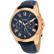 Fossil Grant Dress/Formal Adult Wristwatches