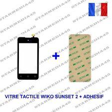 DALLE VITRE ECRAN TACTILE Pour WIKO SUNSET 2 + ADHESIF  (36)