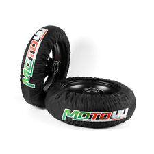 Motorcycle Racing Tire Warmers Tyre Warmer Set 120 / 190 17 Front and Rear