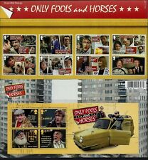 GB 2021 MINT ONLY FOOLS AND HORSES PACK 596 STAMPS SHEET PSB RETAIL COL COIN COV