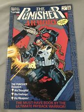 Punisher Armory #1 (1990) Jim Lee Cover Very Nice!