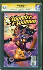 Wonder Woman 1 CGC 2XSS 9.8 Rachel Terry Dodson Justice League sequel Movie