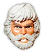 PRE-ORDER MOTU Classics Custom OO-LARR BEARDED KING HEMAN WHITE SANTA HEAD