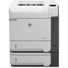 HP LaserJet Enterprise M602x Workgroup Duplex Monochrome Printer W/ extra tray