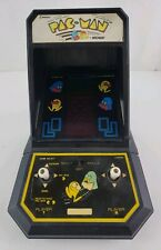 Vintage Pac-Man Midway Coleco Table Top Mini Arcade Game  1981 TESTED WORKS !