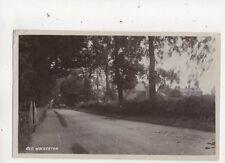 Old Wolverton Buckinghamshire 1921 RP Postcard 575b