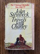 Travels with Charley in Search of America John Steinbeck 1st Bantam PB Ed 1963