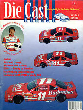 Die Cast Digest Magazine April 1993 Bill Elliott EX 050516jhe