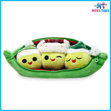 """Disney Toy Story's Peas-in-a-Pod Christmas Holiday 11"""" Plush Doll Toy brand new"""