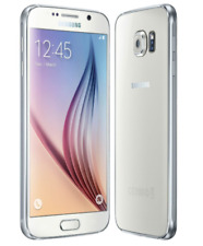 "Samsung Sm-g920fzwabtu - Galaxy S6 Flat 32gb White 5.1"" Display Octa Core..."