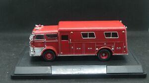Signature Models #32425 – 1960 West Hempstead Mack C Rescue Box 1:32