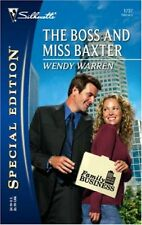 The Boss And Miss Baxter (Family Business, Book 2),Wendy Warren
