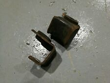 MG ZR Rover 200 25 Streetwise Top Radiator Brackets Support Pair