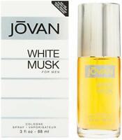 Jovan White Musk Eau de Cologne for Men, 88ml-Recommended use: daytime