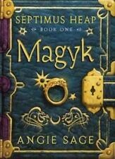 Magyk (Septimus Heap),Angie Sage- 9780747575870