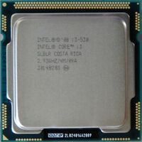 Intel Core i3-530 2.93GHZ / 4M / 2.5GT/s socket LGA 1156 SLBLR