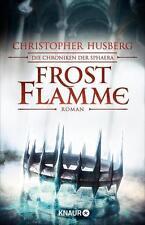 Frostflamme von Christopher B. Husberg (2016, Taschenbuch) ++Ungelesen++
