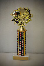 """10"""" Coaches Trophy - Free Engraving & Shipping"""