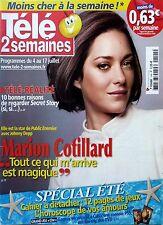 Mag 2009:  MARION COTILLARD_ MICHAEL JACKSON_ANDRE MANOUKIAN