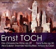 Ernst Toch: Die Chinesische Flote, Op. 29; Tanz-Suite, Op. 30 (CD, Nov-2013, Ka