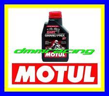 1 Litro Olio Miscela 2t. MOTUL KART GRAND PRIX 100% Sintetico GoKart racing gran