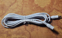 3M 10ft 5.5*2.1 Thick 22AWG DC Power Adapter Extension Cable Cord CCTV IP Camera