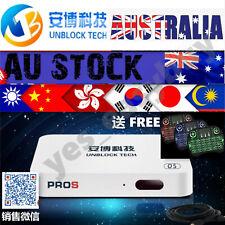 安博电视盒 UPROS 澳大利亚7代 澳洲UNBLOCK TECH TV BOX  海外华人国内最强中文最火电视盒子 授权经销商 中港台頻道 (国际越狱版)现货