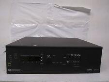 Crestron Dmps-100-C Digital Media Presentation Switching System Hdmi Used
