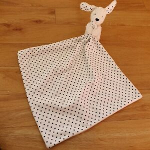 NO LABEL M&S Puppy Dog Navy Star Comforter Blankie Blanket 07953873 marks Spence