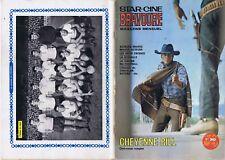 Star-ciné bravoure 120 10/1966 Cheyenne Bill Clint Walker Football Lille LOSC