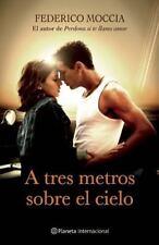 A tres metros sobre cielo (Spanish Edition)-ExLibrary
