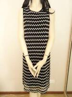 TARGET Black Sleeveless Lace Shift Dress Sz 16 BNWT