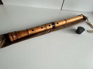 Shakuhachi Japanese Wooden Flute
