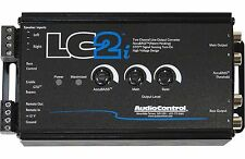 Audio Control Lc2i 2 Channel Line Out Converter With Accubass® And Subwoofer