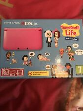 Nintendo 3DS XL Pink Handheld System