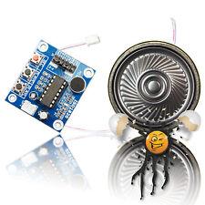 Sprache Voice Recorder Set ISD1820 3,3V inkl Micro Speaker Arduino ESP8266 STM32