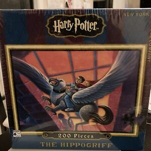 New York Puzzle Company Harry Potter The Hippogriff Jigsaw Puzzle SEALED NEW
