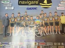 Cyclisme, ciclismo, radsport, wielrennen, cycling, POSTER EQUIPE NAVIGARE
