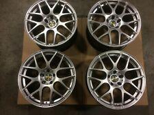 "4 x Cades Bern alloys VW Golf Mk5 Mk6 Mk7 Seat Leon A3 5x112 18"" x 9"" ET45 Caddy"