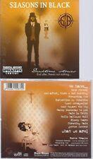 CD--SEASONS IN BLACK -- -- DEADTIME STORIES