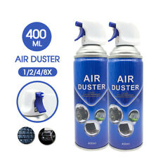 1/2/4/8x Multi-purpose Compressed Air Duster Cleaner 400ml AU POST