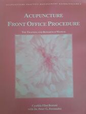 Acupuncture Front Office Procedure