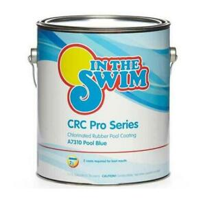 KELLEY TECHNICAL COATINGS CRC Pro Series Rubber Base Pool Paint Pool Supplies
