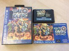 Time Killers Sega Megadrive Complete